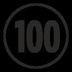 100 quantità